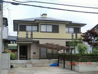 屋根、外壁が綺麗になっただけでなく耐久性も向上させる事ができたので大変嬉しいです。